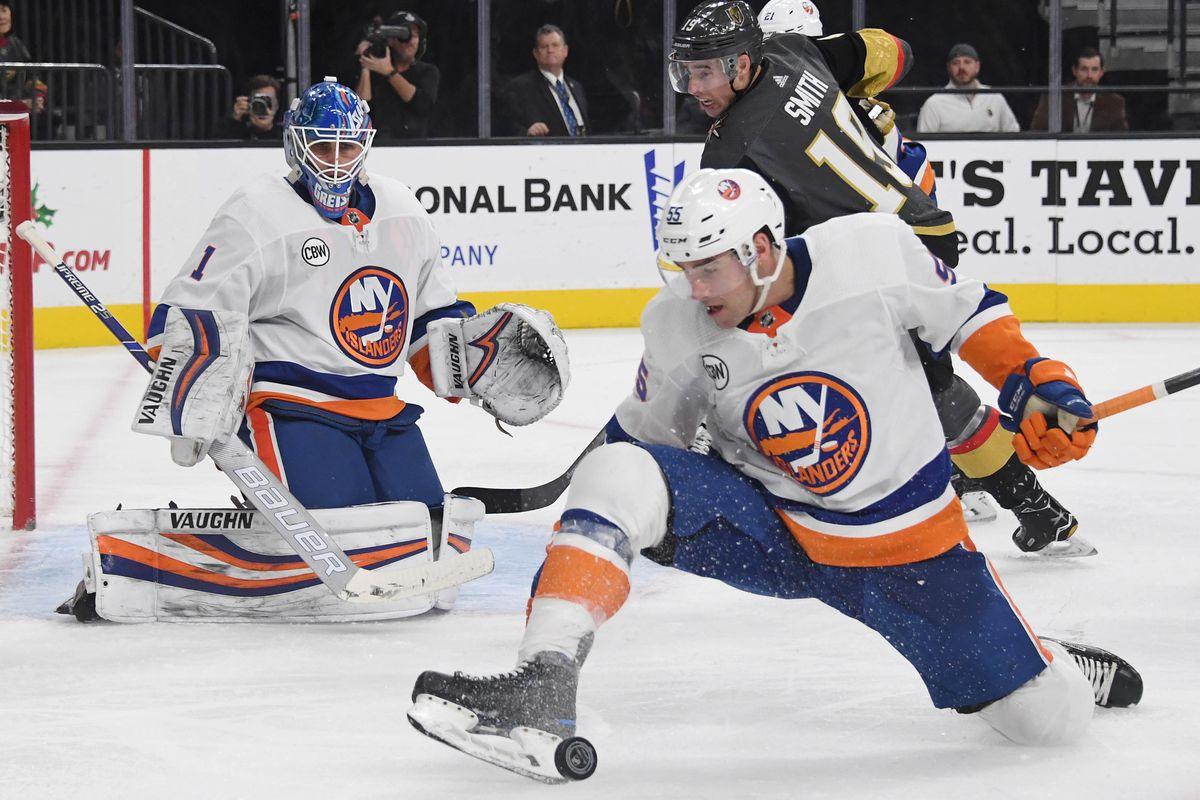 Islanders Streak Ends in Vegas - Lighthouse Hockey