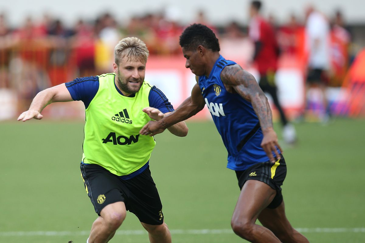Manchester United Pre-Season Tour - Day 16