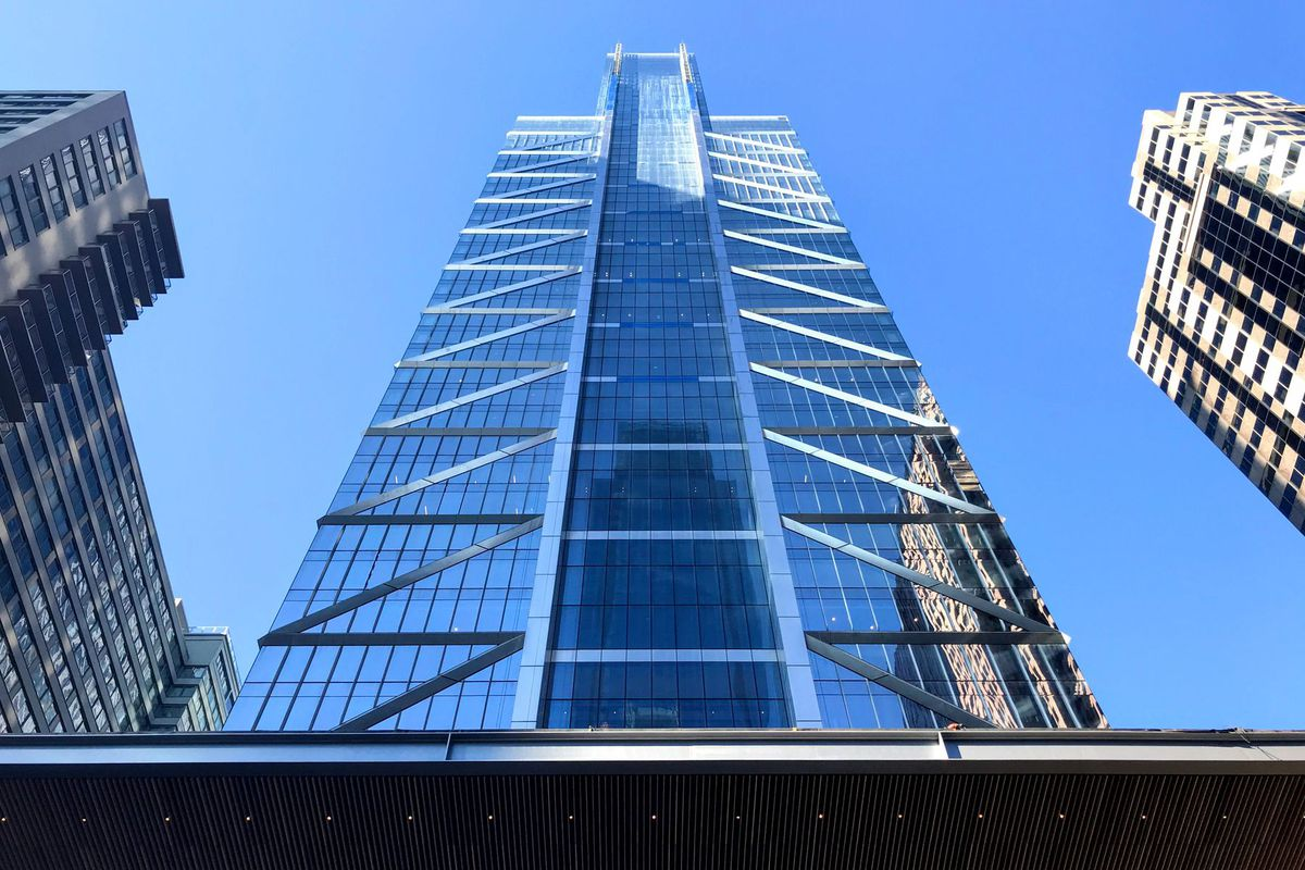 15 things to expect when comcast technology center opens this year meet the tallest smartest and greenest building in philly photo by melissa romero malvernweather Images