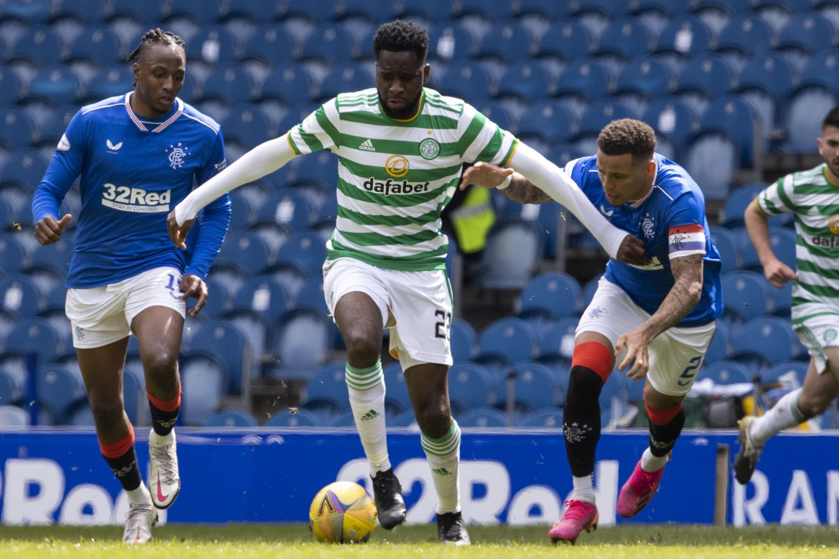 Rangers v Celtic - Scottish Premiership