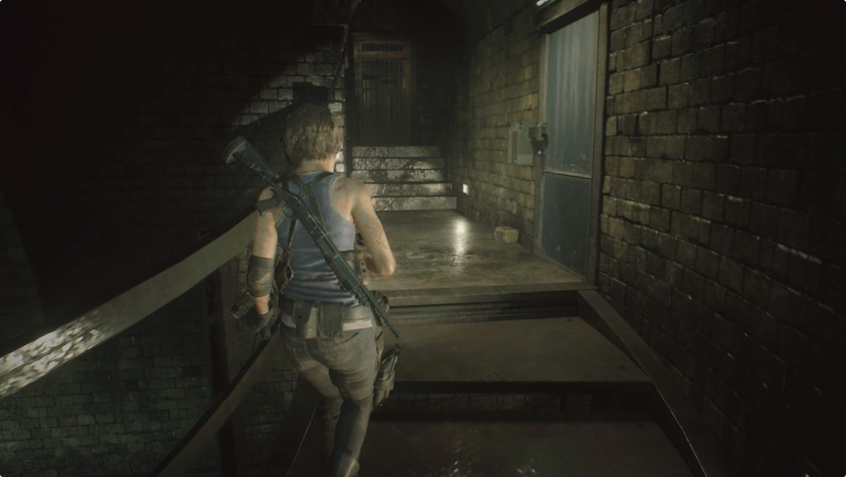 Resident Evil 3 Sewers Battery Pack