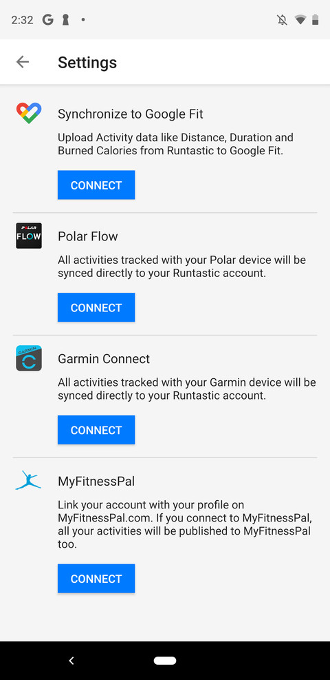 How to sync all your fitness activities with Google Fit - The Verge
