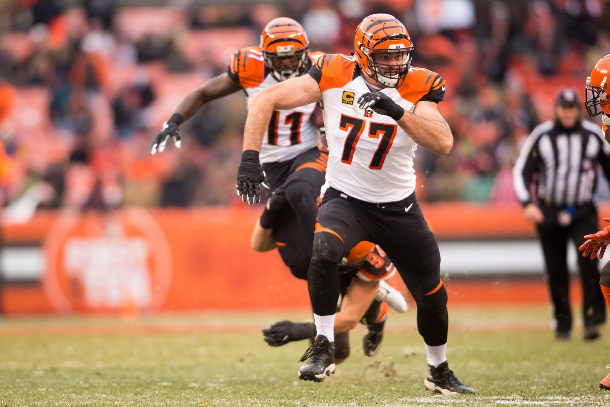 Andrew Whitworth still rooting for Bengals despite leaving for