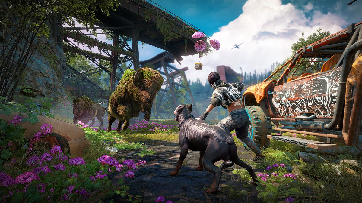Far Cry New Dawn Review The Verge