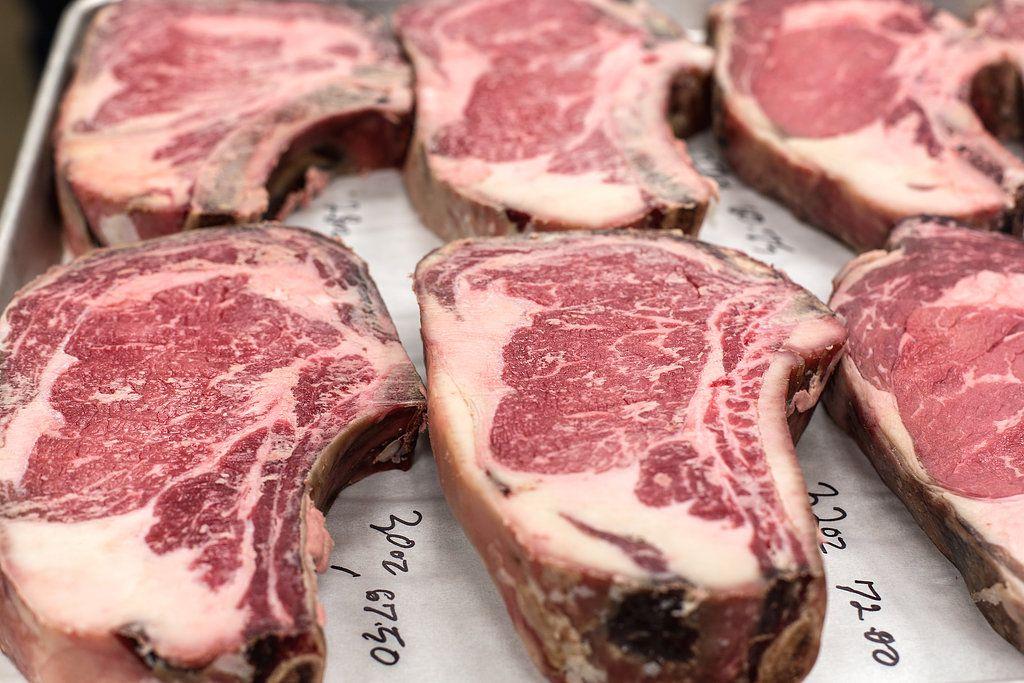14 Essential D C  Steakhouses - Eater DC