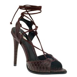 """<b>Schutz</b> Oriana in Vino Rustic Snake, <a href=""""http://piperlime.gap.com/browse/product.do?cid=35987&vid=1&pid=290257012"""">$200</a>"""