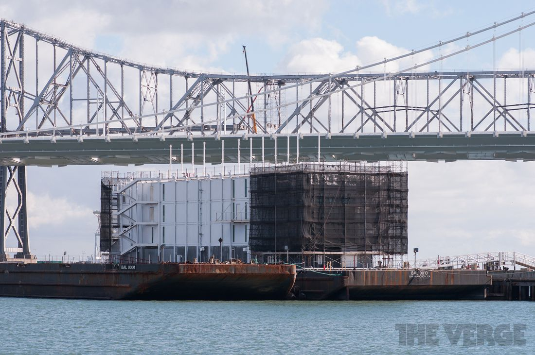 Google Barge SF (stock)