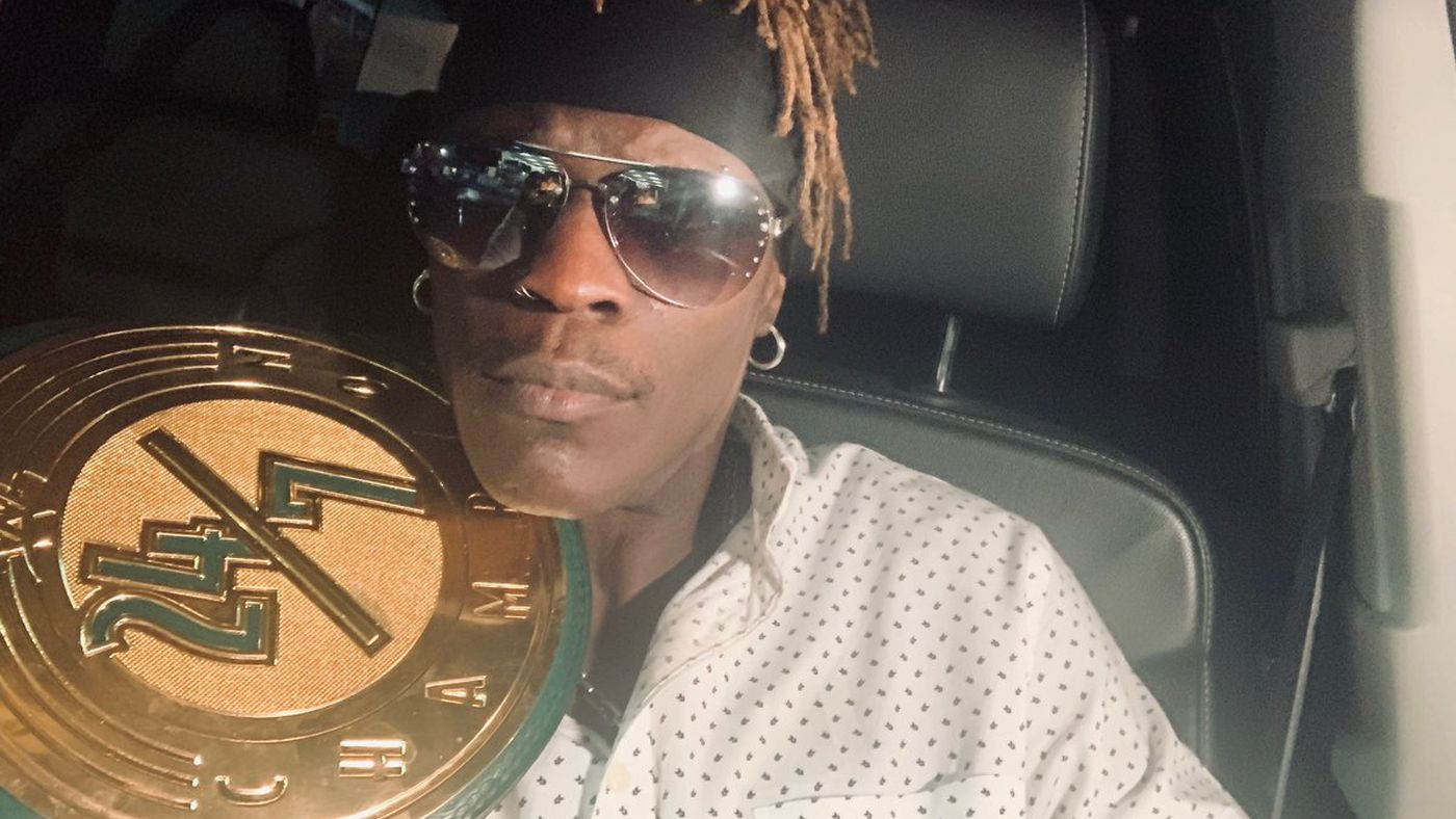 R-Truth provides a very important update on WWE's 24/7 title
