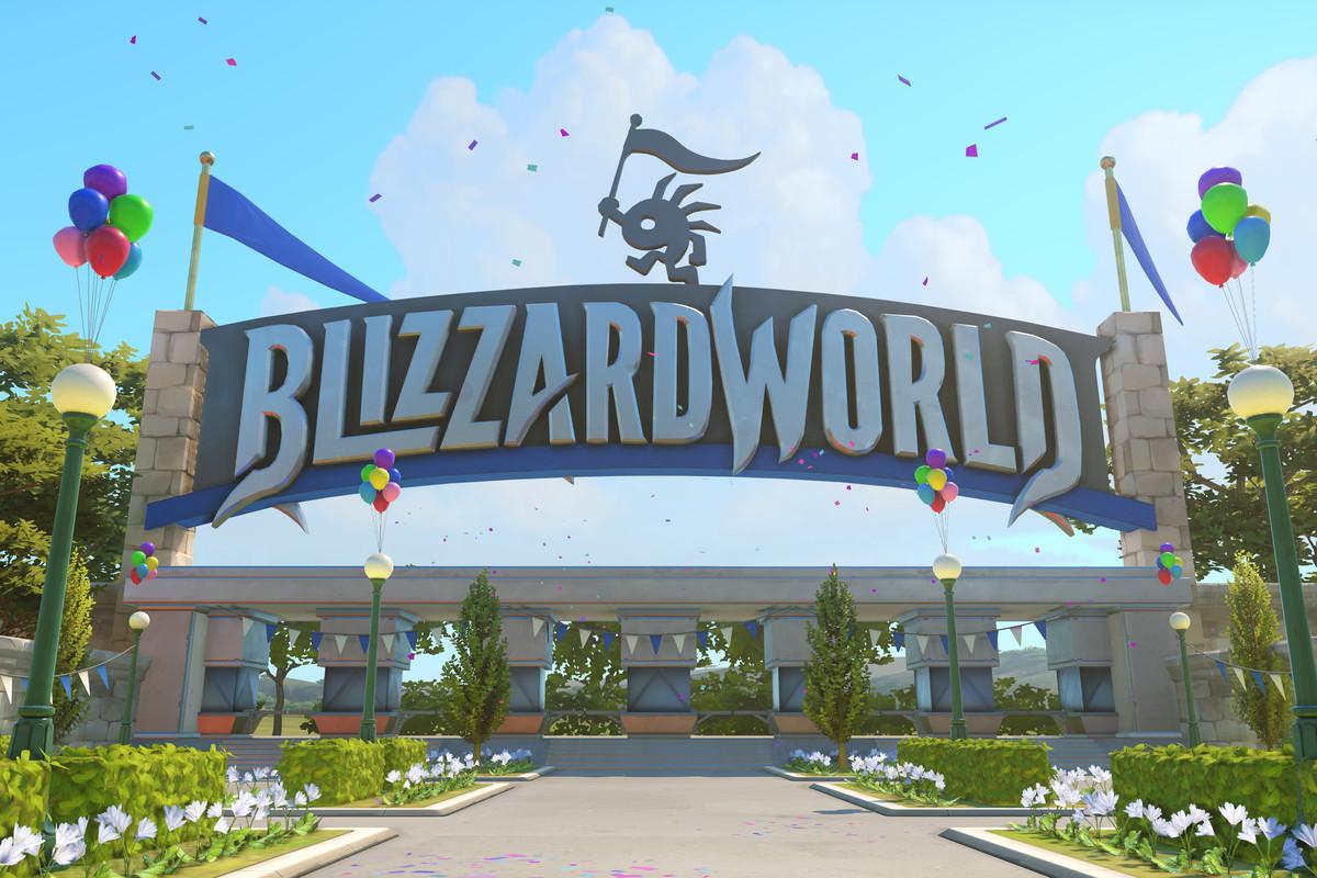 blizzard world skins