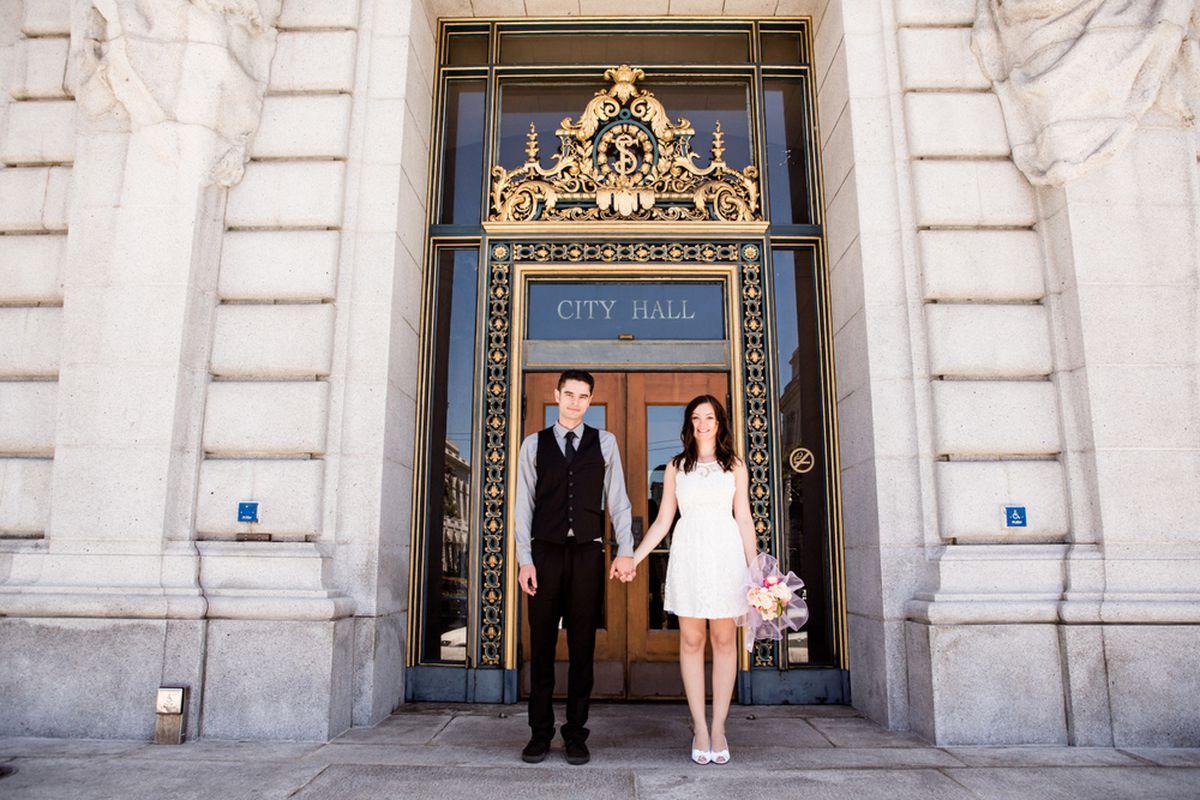 Sarah and Jordan Ziani