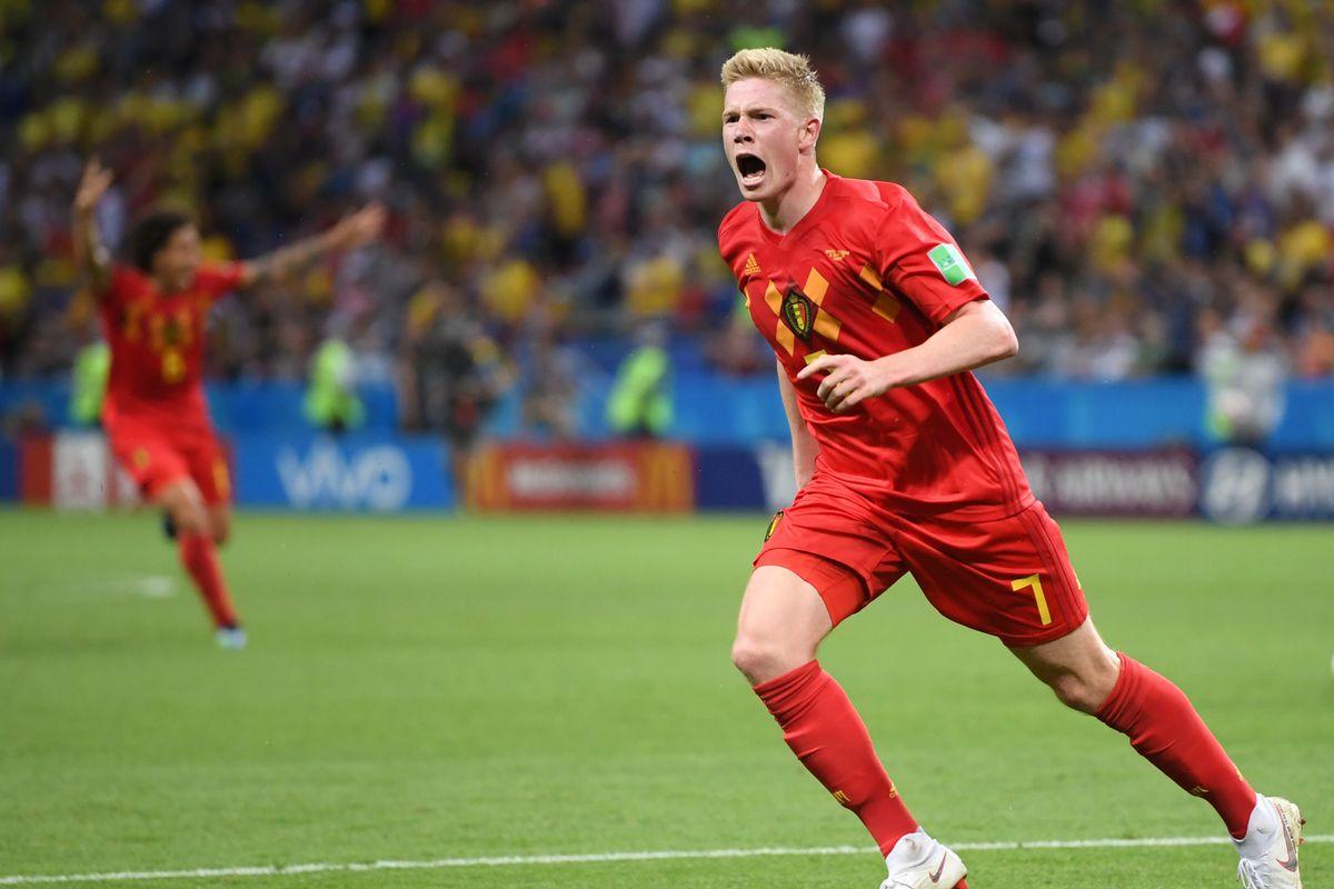 Kevin De Bruyne comes up huge as Belgium defeats Brazil 64b86dd99