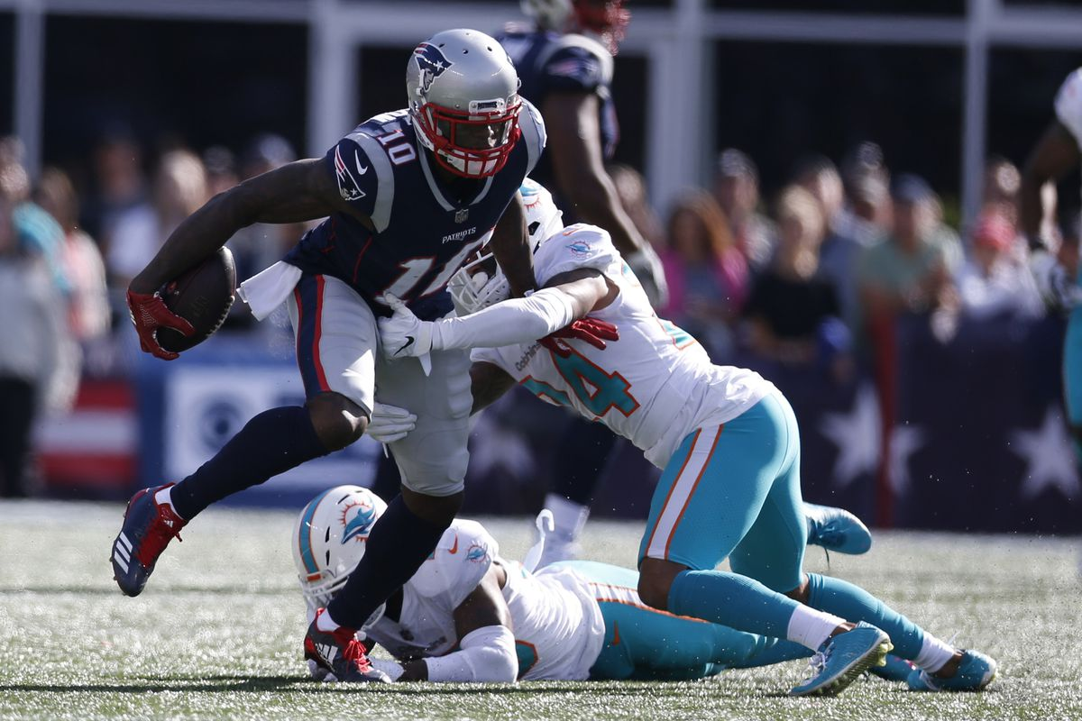 7d1803d2b Week 14 Patriots vs Dolphins  How to watch