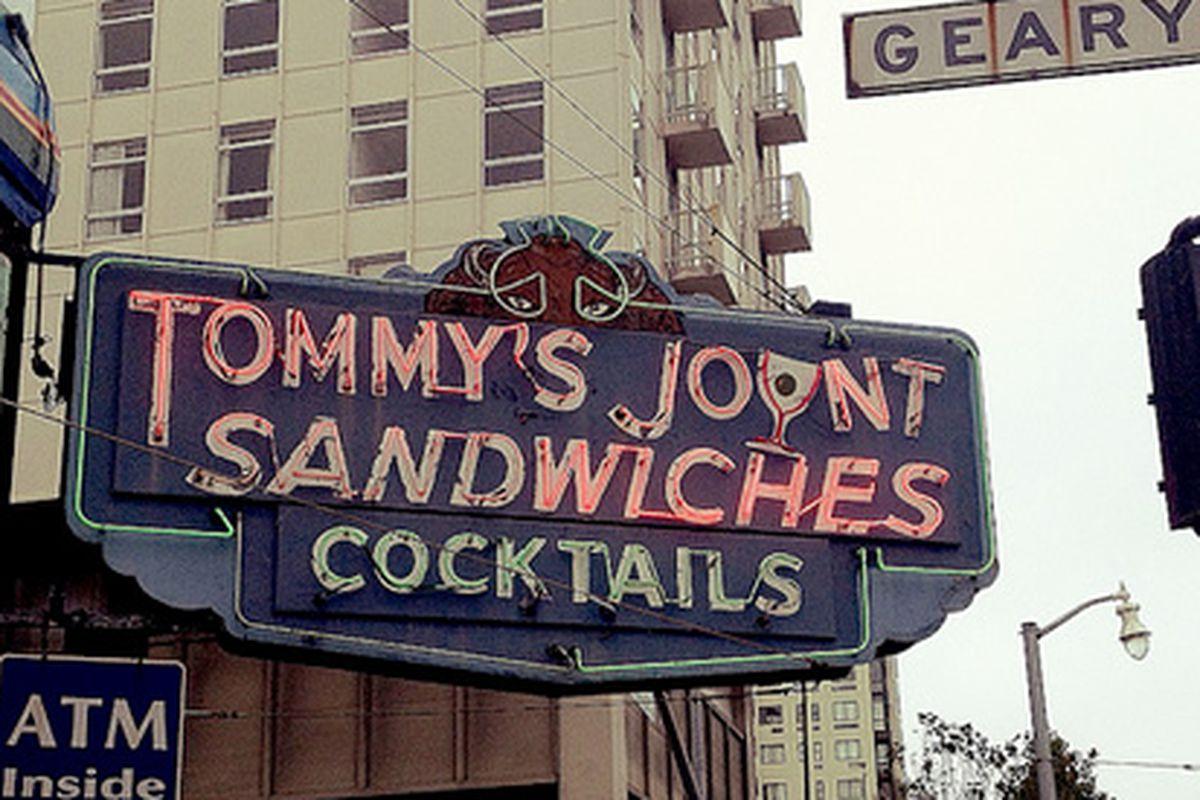 Tommy's Joynt, San Francisco