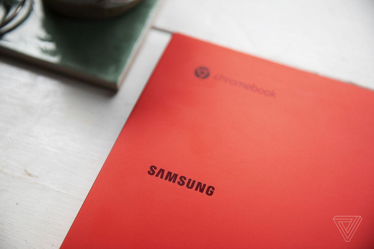 Best Cheap Laptop 2021: Samsung Galaxy Chromebook 2