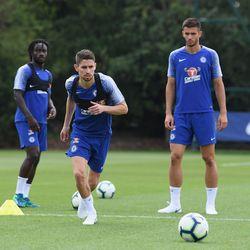 Dabo, Jorginho, and Miazga