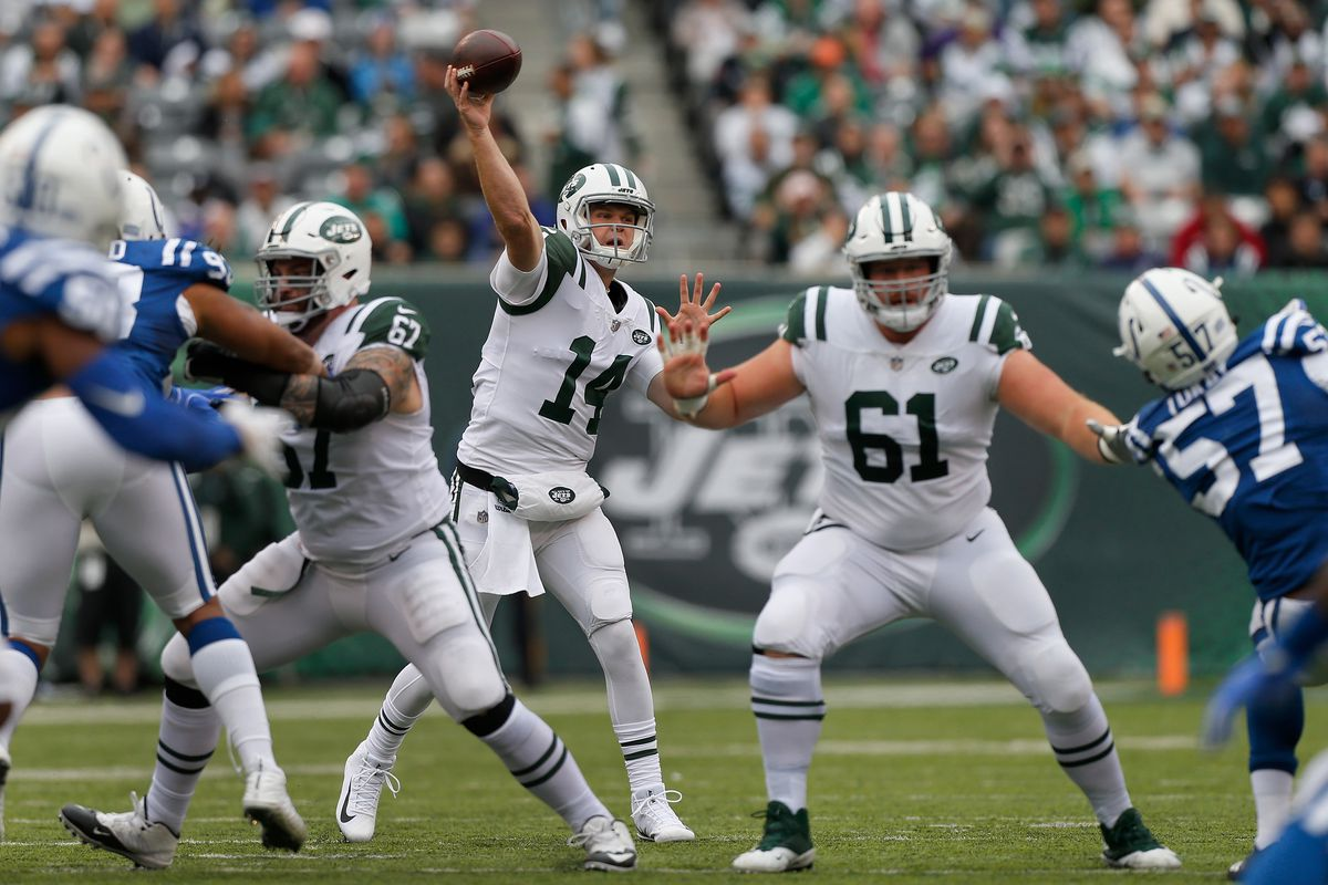 Indianapolis Colts v New York Jets