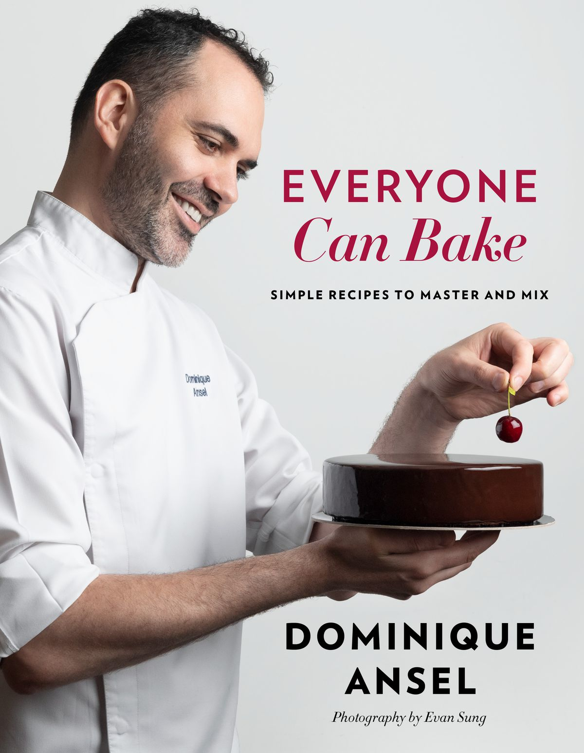 Cover of Everyone Can Bake
