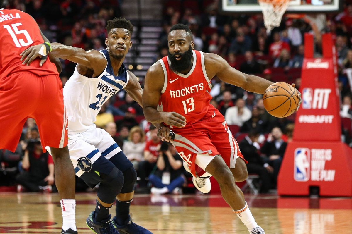 2018 NBA Playoffs Rockets vs. Timberwolves series preview  How sweep ... bbc43bebb
