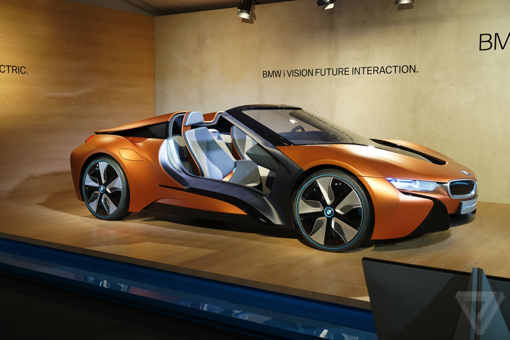 Bmw Teases Tons Of New Vehicles Including A Giant Suv And An Ultra Luxury Electric Car