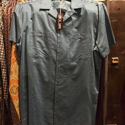 Mr. Turk men's woven shirt, $39
