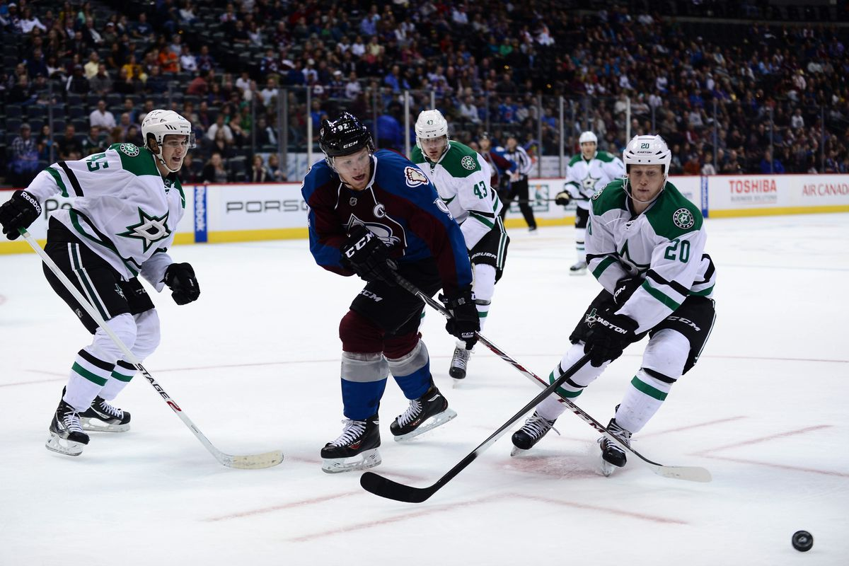 The first of many times I hope to see Jokipakka in a Dallas Stars Jersey