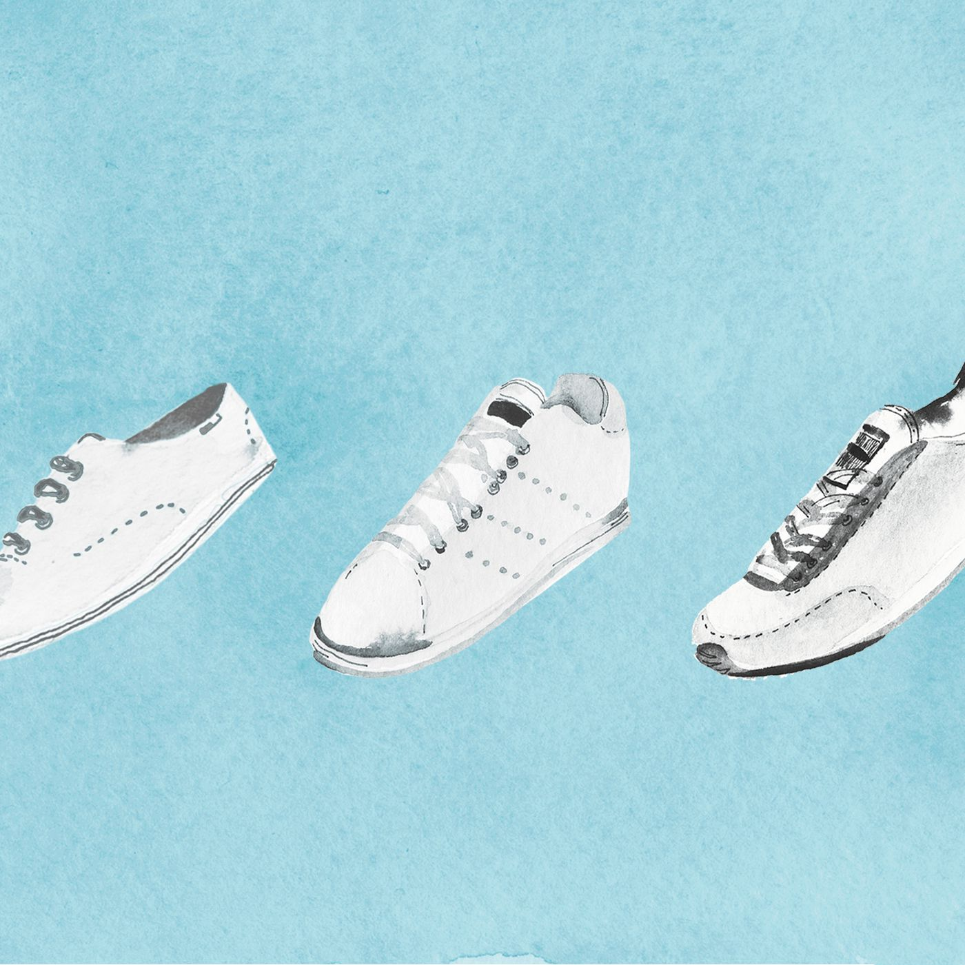 cc3ab8ef089a4b How to Keep Your Cute White Sneakers Cute and White - Racked