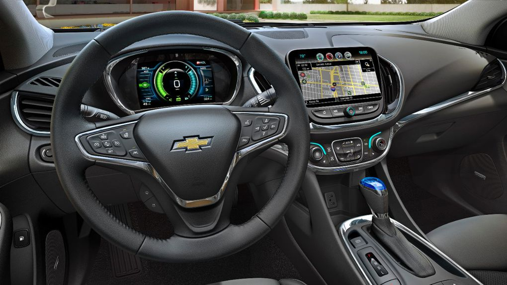 The 2016 Chevy Volt can now go 50 miles on its electric ...