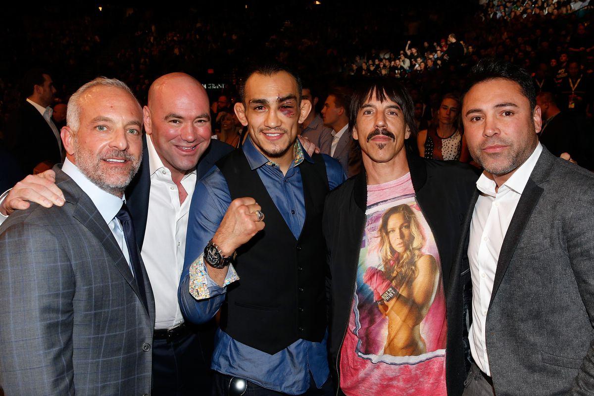 UFC 194: Jacare vs. Romero