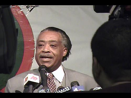 Rev. Al Sharpton (Via ##http://www.flickr.com/photos/red-carlisle/2446880369/##Creative Commons##)