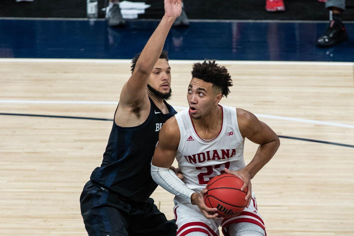 NCAA Basketball: Butler at Indiana