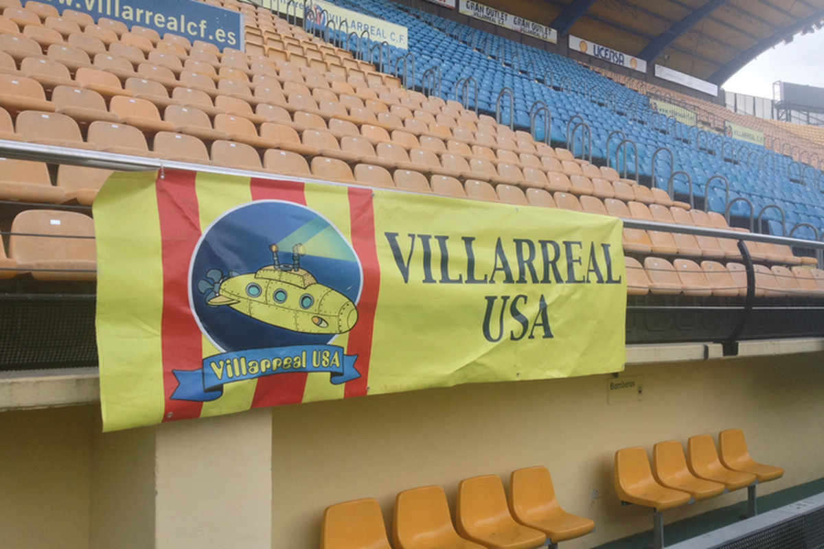 With you in spirit.  And one of the blog managers is there, period.  ENDAVANT VILLARREAL!!!