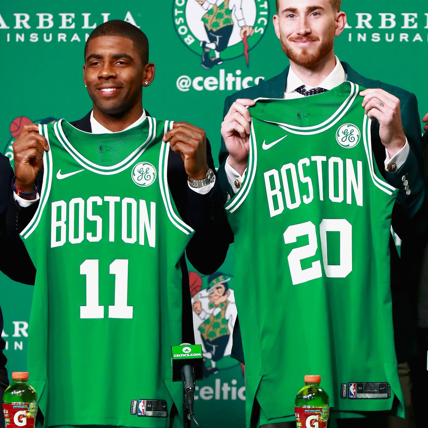 new concept fb487 08453 The Celtics' jerseys are perfect and always have been ...