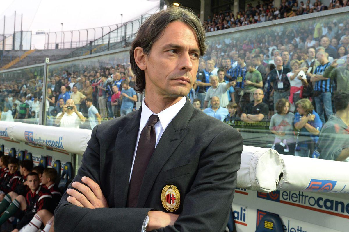 Pippo Inzaghi Announced As New Venezia Coach The AC Milan fside