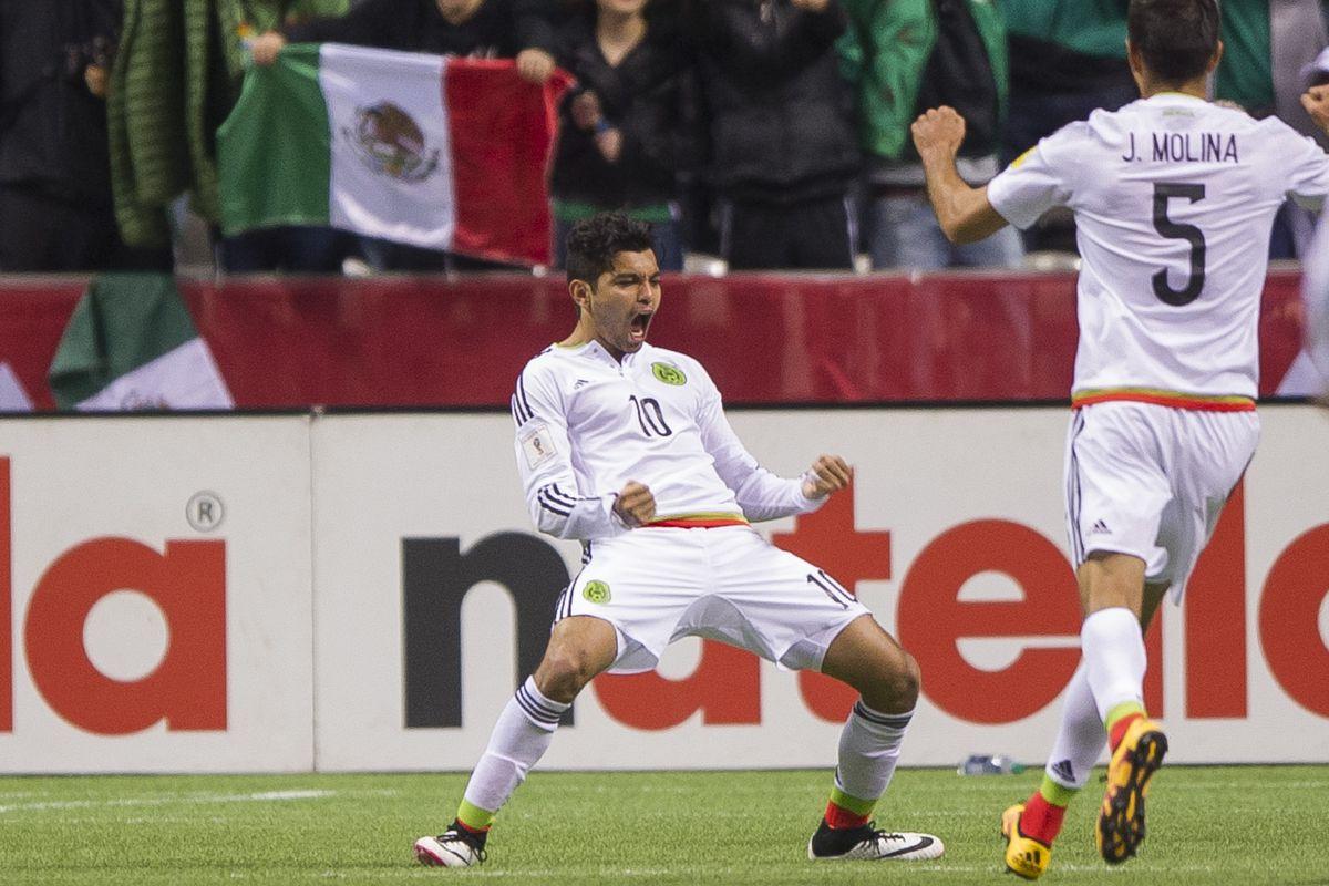 Mexico v Canada - FIFA 2018 World Cup Qualifier