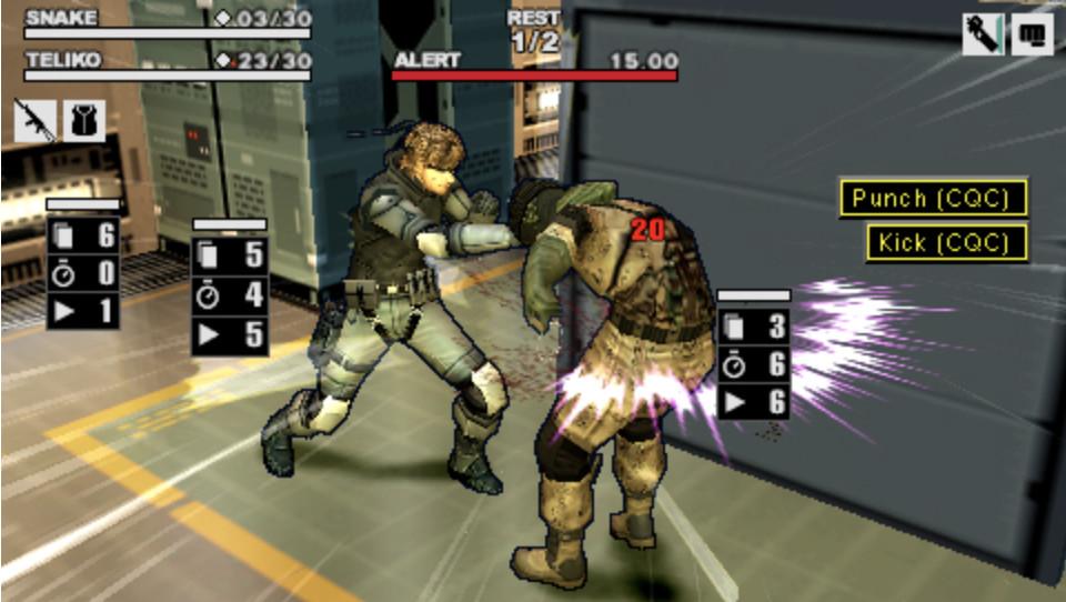 Ranking the Metal Gear series - Polygon