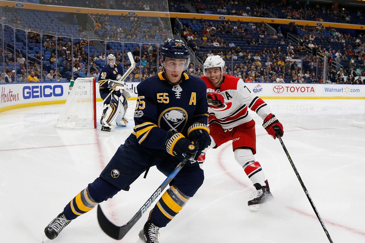 4f97255a6 Carolina Hurricanes vs. Buffalo Sabres  Game Preview and Storm Advisory