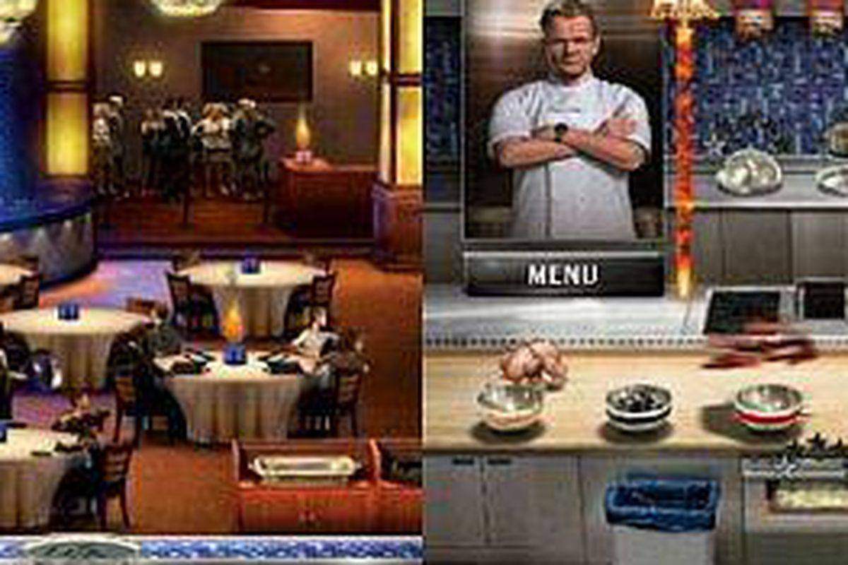 Hell S Kitchen Game Free Download