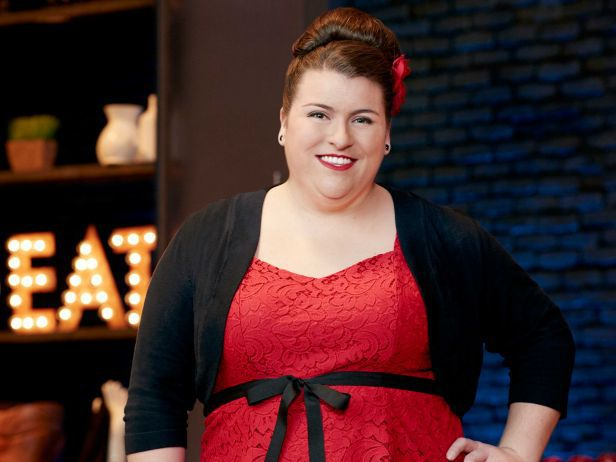 Erin Campbell is ready to shine on food TV