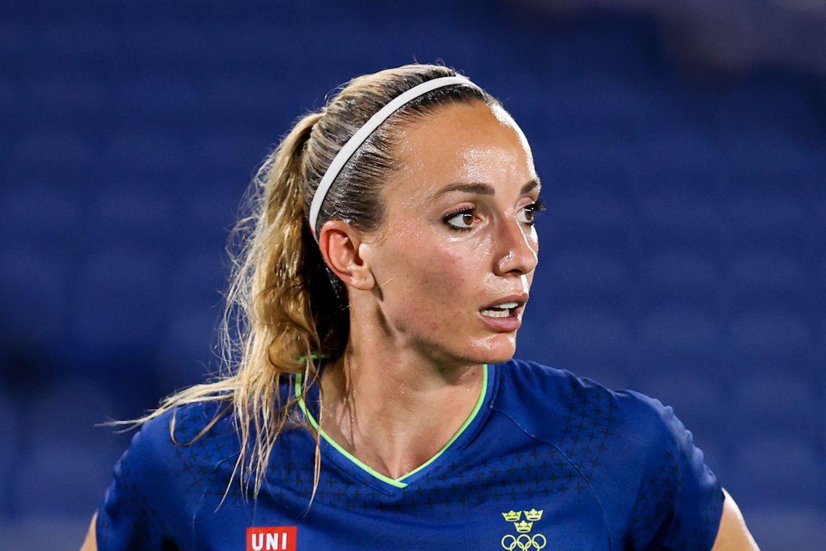Australia v Sweden: Women's Football Semifinal - Olympics: Day 10