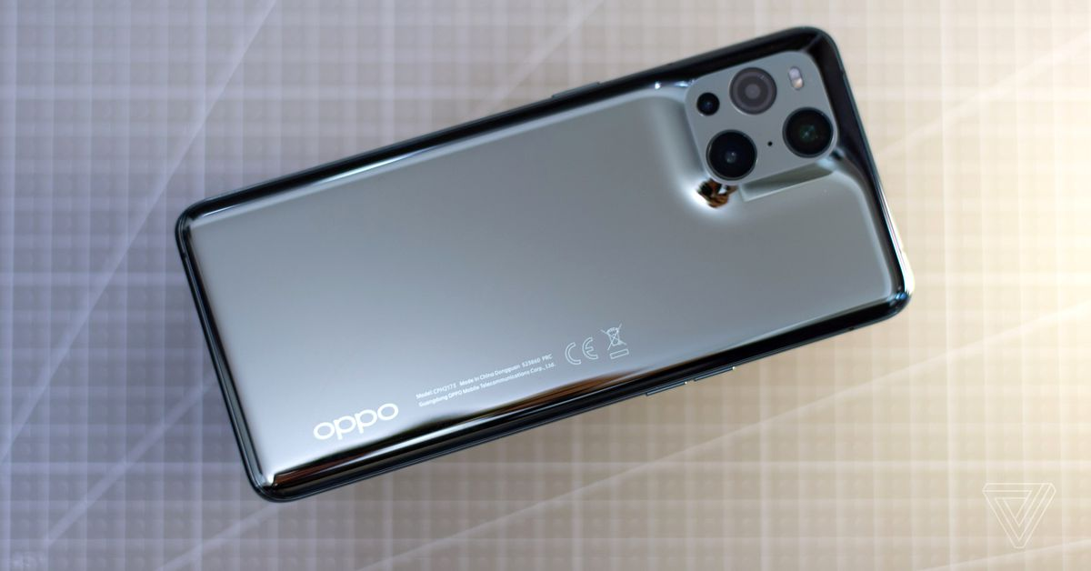 Oppo Find X3 Pro review: the Chinese phone to beat