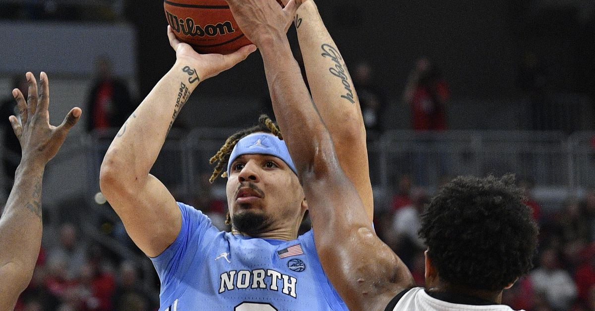 UNC at Louisville Player of the Game: Cole Anthony...and Cat Pictures