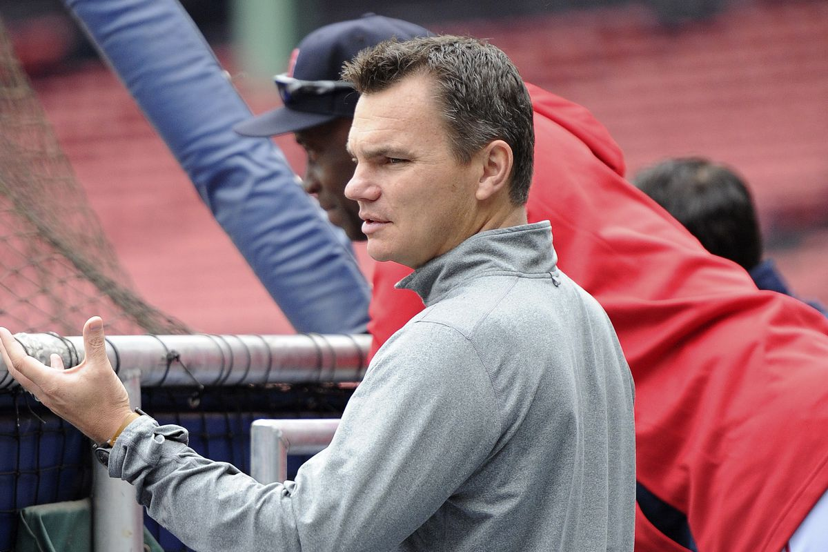 MLB: Minnesota Twins at Boston Red Sox-Game One