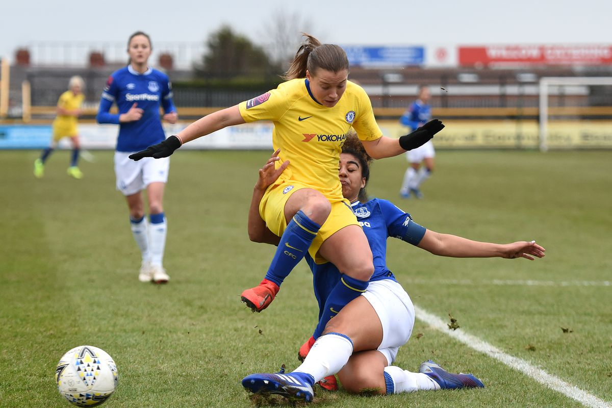 Everton Women Vs Chelsea Fcw Women S Fa Cup Team News Preview How To Watch We Ain T Got No History