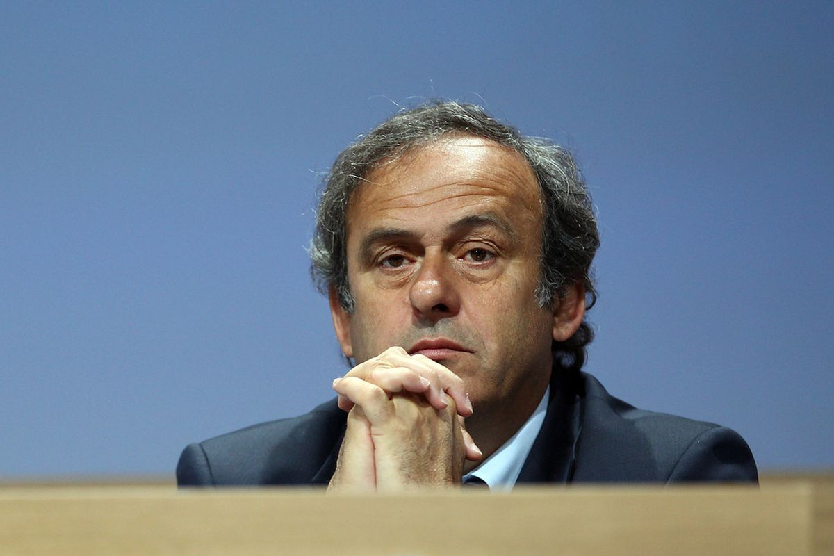 Platini's rule is not as watertight as he thinks. Problems are on the horizon for UEFA