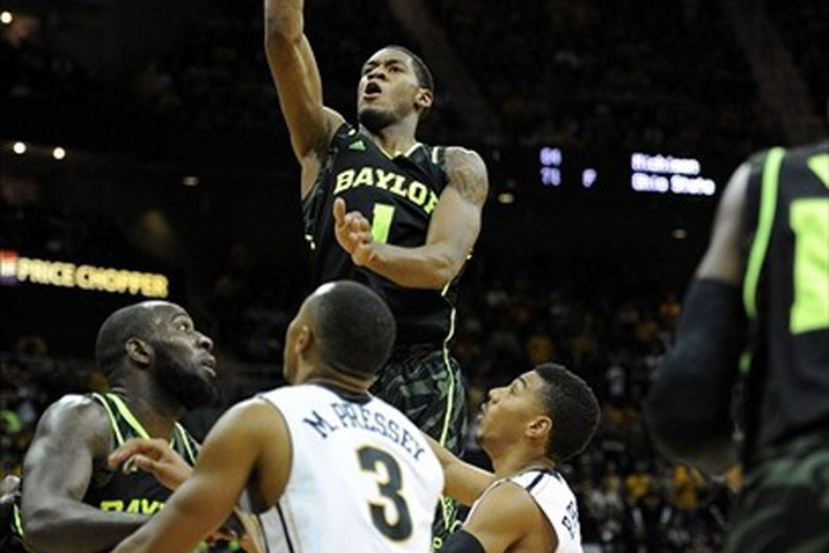 Baylor can't afford another 1-for-6 performance from star Perry Jones III.