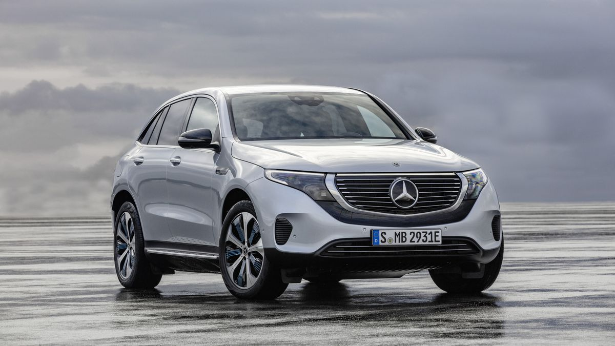 Electric Cars For Sale >> Mercedes-Benz's first serious all-electric car is a 402-horsepower SUV with over 200 miles of ...