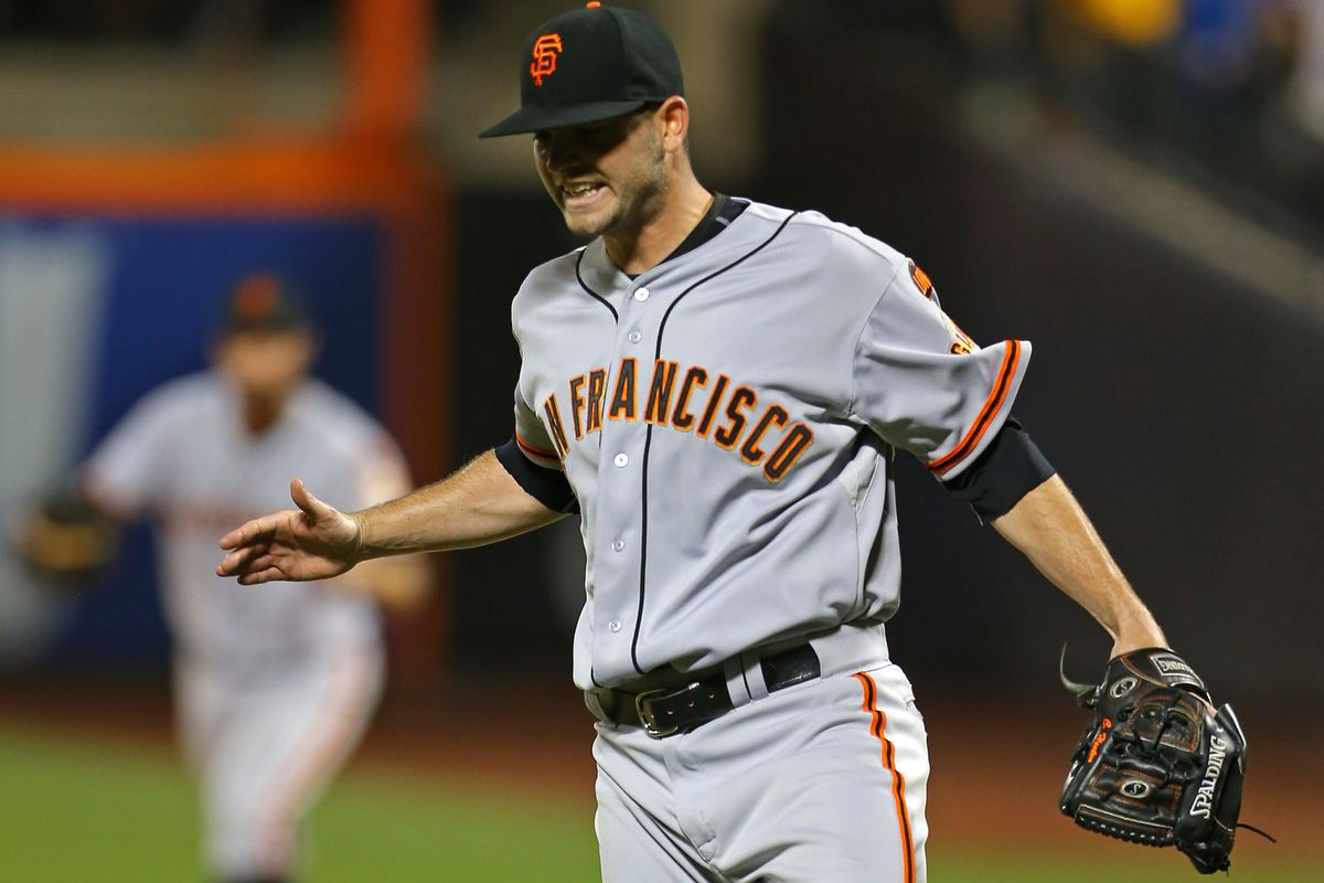 The Pitching Depth Chart For The 2016 Giants After Matt Cain