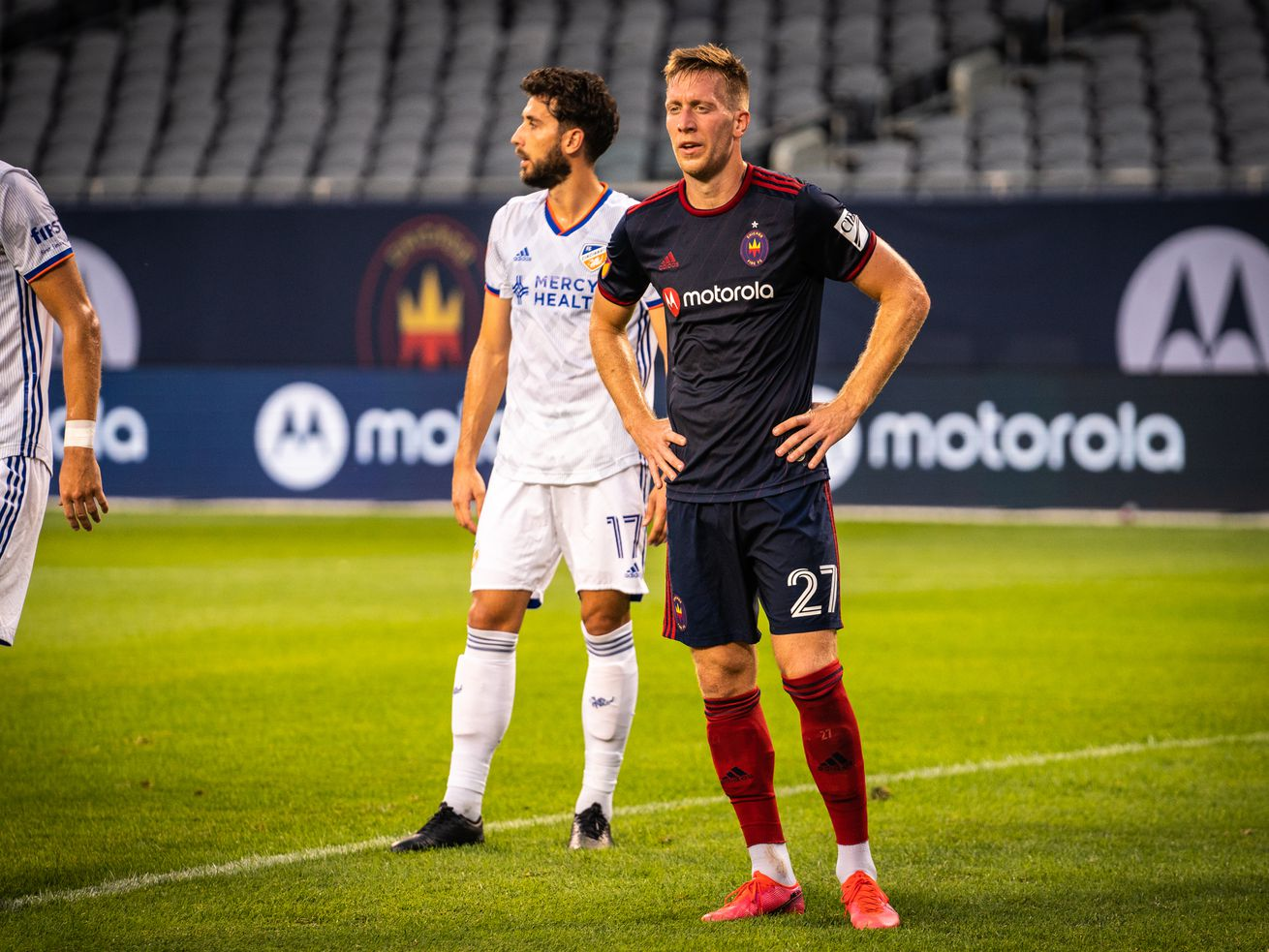 Fire looking to discover finishing edge