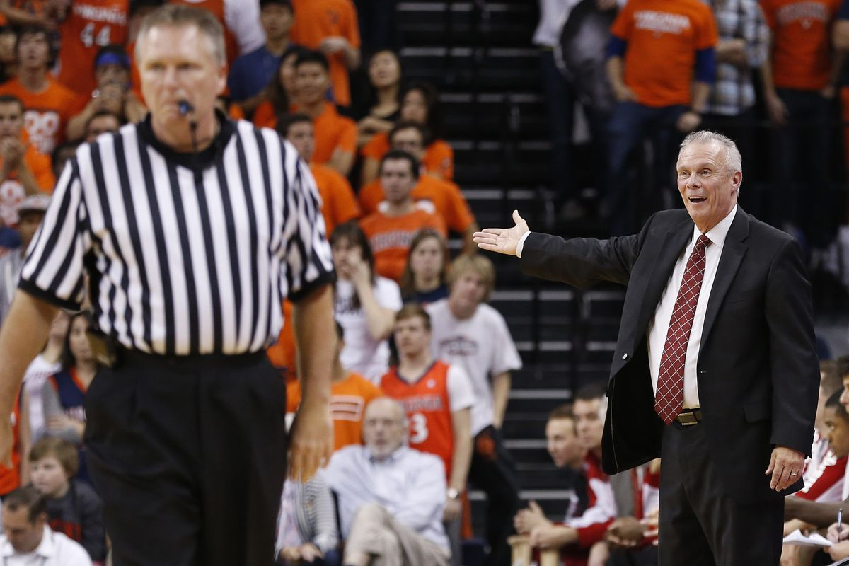 I'll say this for Bo Ryan: He provides a constant supply of pictures for Badger Hate Week.