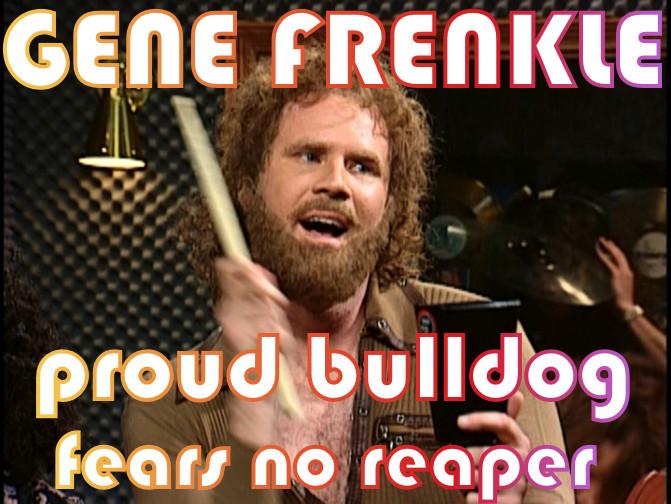 MSU Gene Frenkle